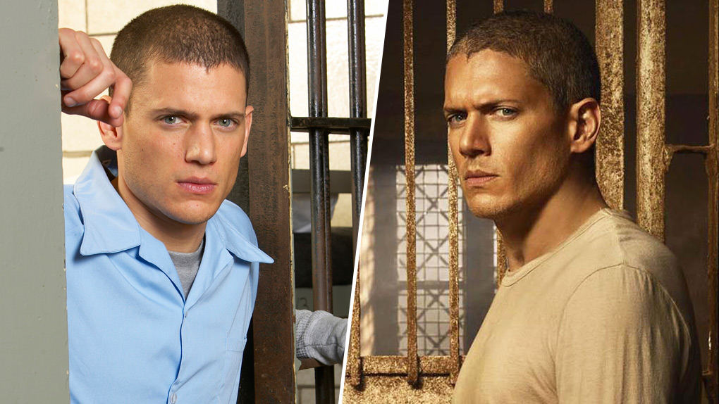 Wentworth Miller - Michael Scofield