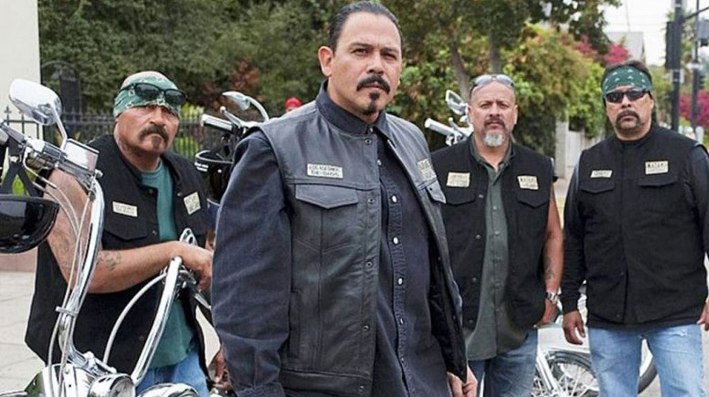 SONS OF ANARCHY / MAYANS MC