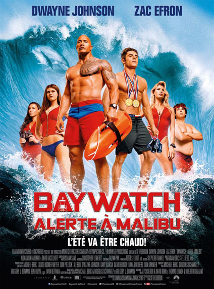 N°5 - Baywatch - Alerte à Malibu : 127 544 entrées