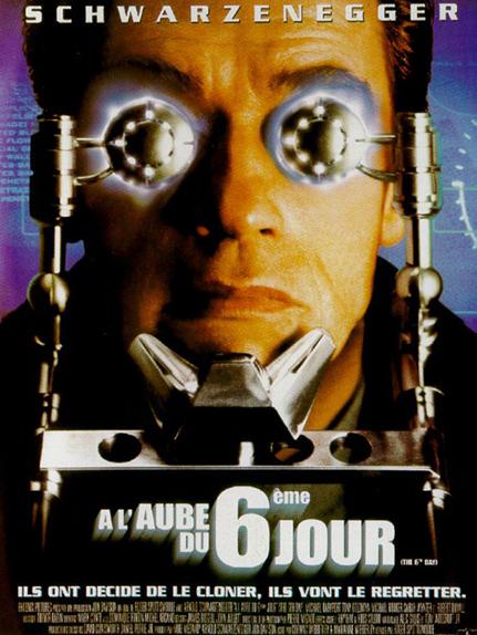 20 - A l'aube du 6e jour (2000)