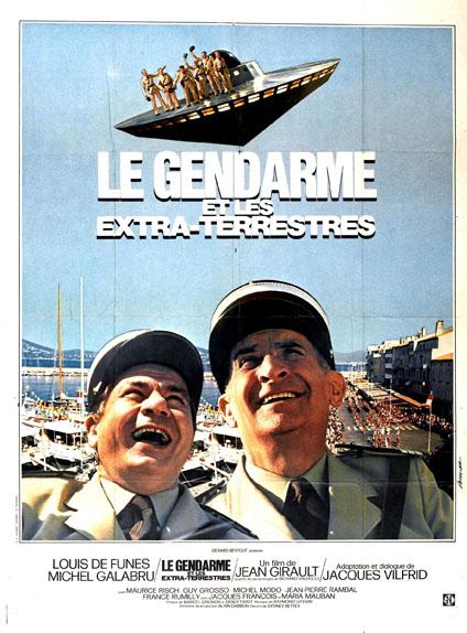 1979 - Le Gendarme et les extraterrestres