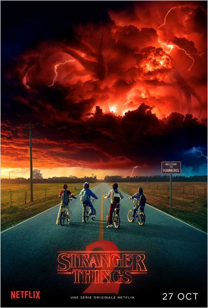 Stranger Things saison 2