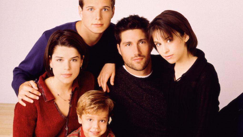 Bailey, Julia, Charlie, Claudia et Owen Salinger