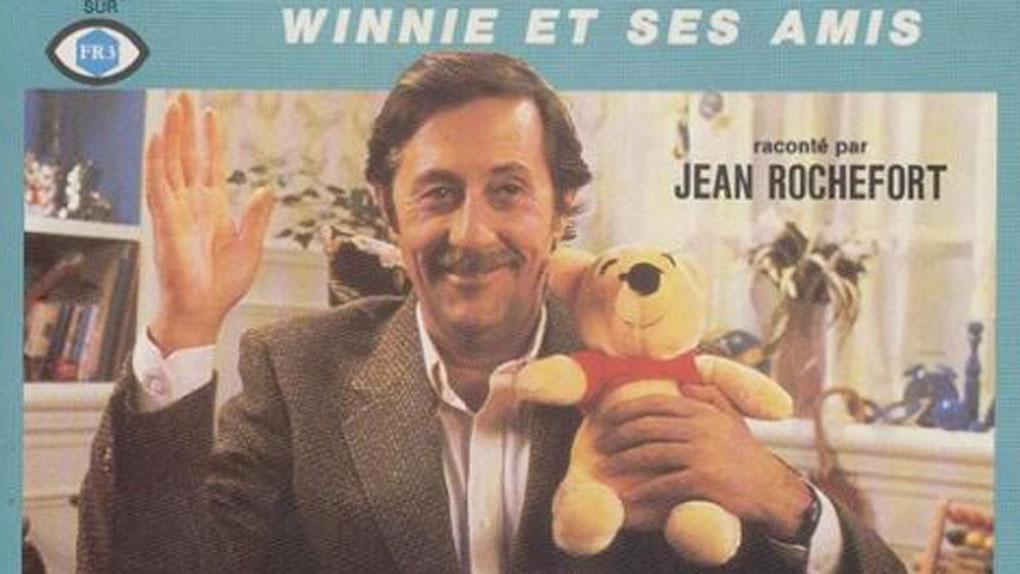 """Sa voix a bercé """"Les aventures de Winnie l'Ourson"""" dans les années 80"""