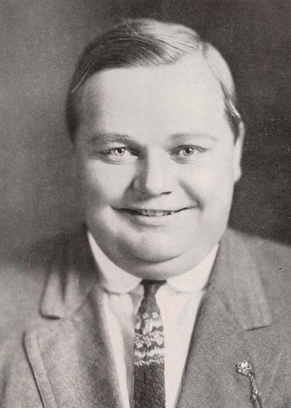 """Roscoe """"fatty"""" Arbuckle, gloire du cinéma muet pas encore déchue"""
