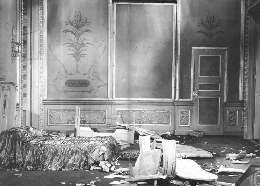 La chambre du drame : la suite 1220 à l'hôtel Saint Francis, San Francisco