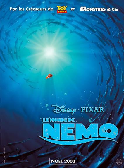 2003 - Le Monde de Nemo