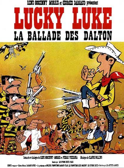 1978 - La Ballade des Dalton