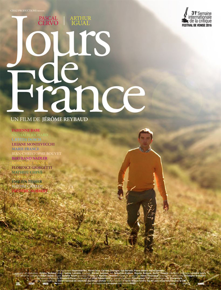 1er film - Jours de France de Jérôme Reybaud