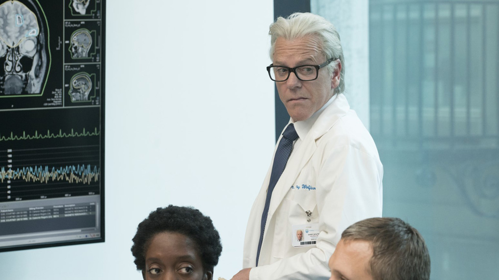 "Kiefer Sutherland dans ""L'Expérience interdite"""