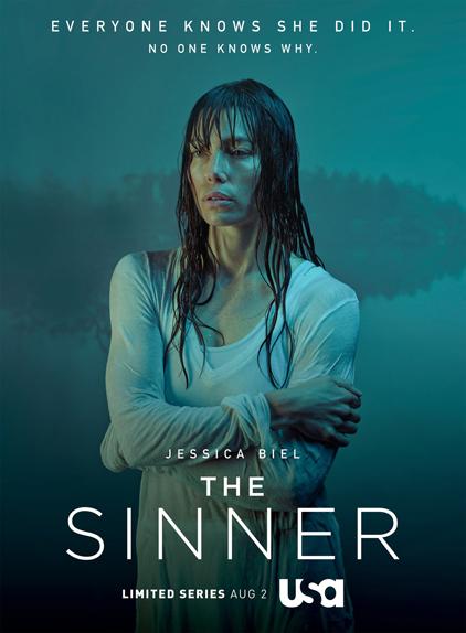 The Sinner : 2 nominations
