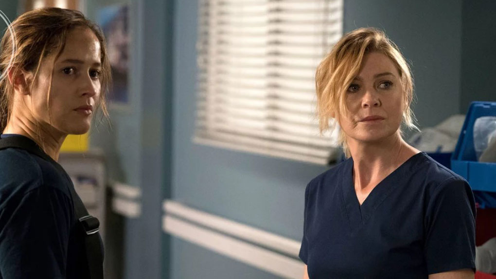 GREY'S ANATOMY SPIN-OFF  - Au printemps sur ABC