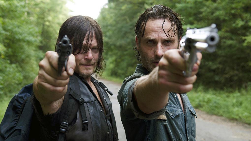 Vous aimez The Walking Dead ?