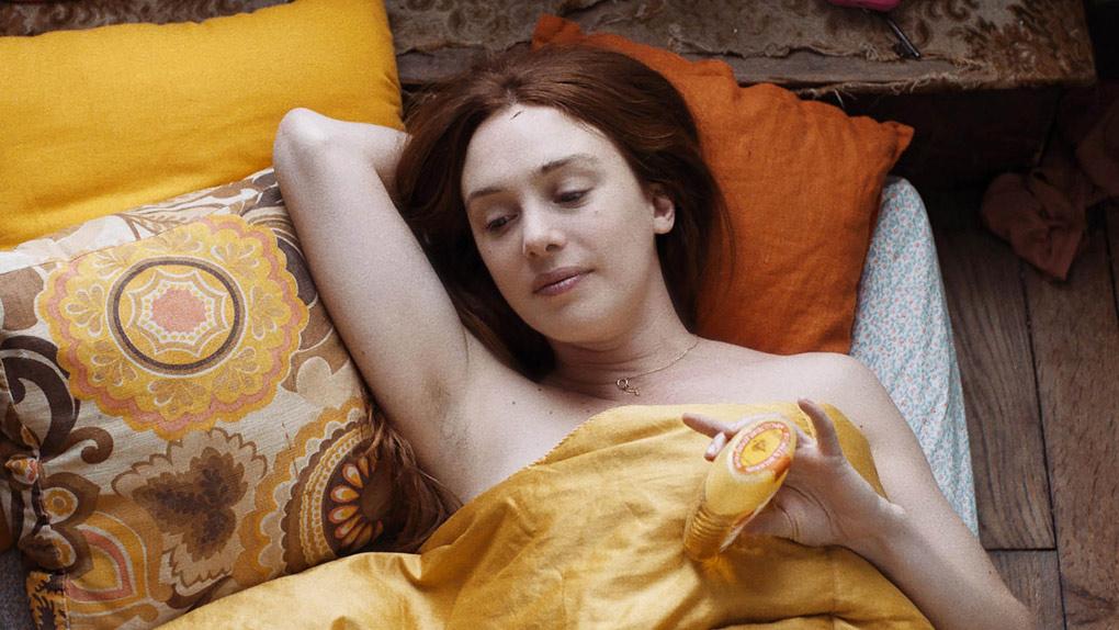 Jeune femme de Léonor Serraille (2017)