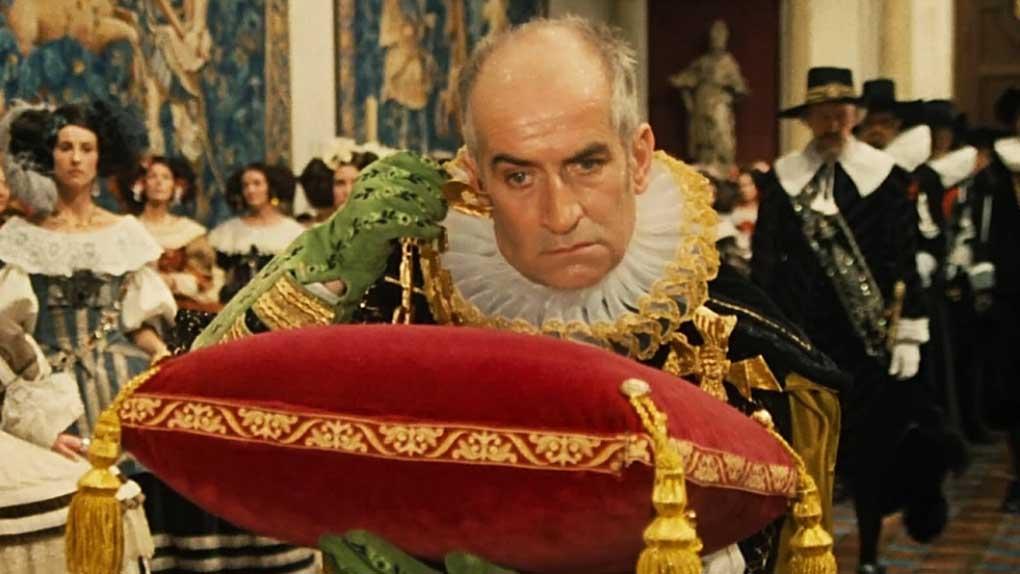 """Dans """"La folie des grandeurs"""", Louis de Funès s'appelle..."""
