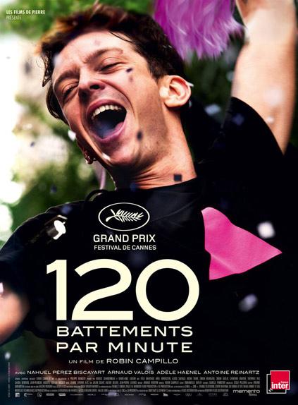 120 Battements par minute : 13 nominations