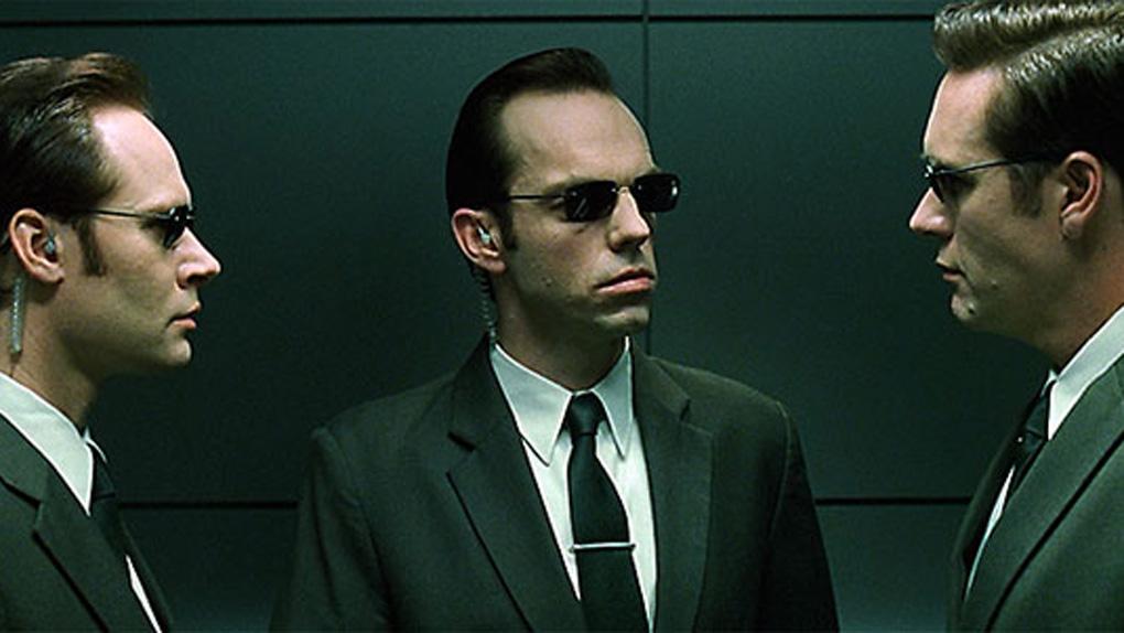 "La Matrice dans ""Matrix"" - l'I.A. la plus flippante"