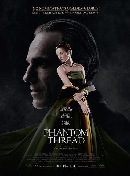 Phantom Thread : Oscar des meilleurs costumes
