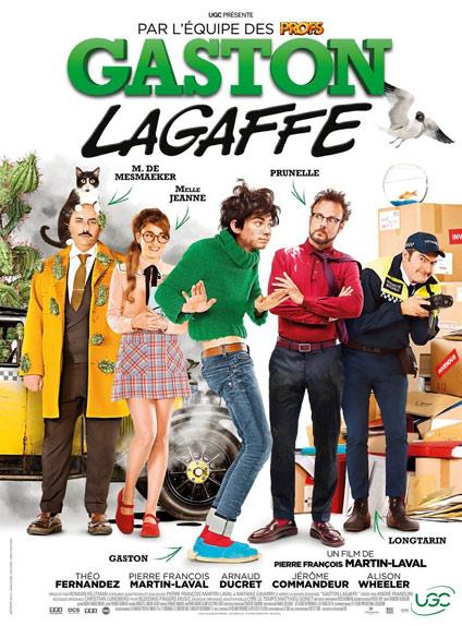 N°5 - Gaston Lagaffe : 236 756 entrées