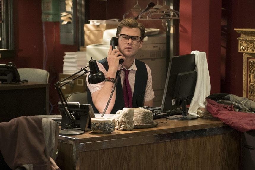 Le plus Thordant : Chris Hemsworth dans S.O.S. Fantômes