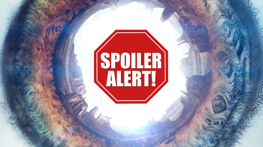 ATTENTION SPOILERS !