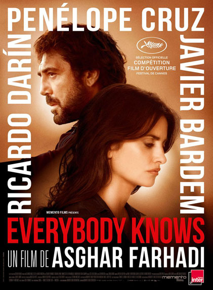 Everybody Knows d'Asghar Farhadi (2018)