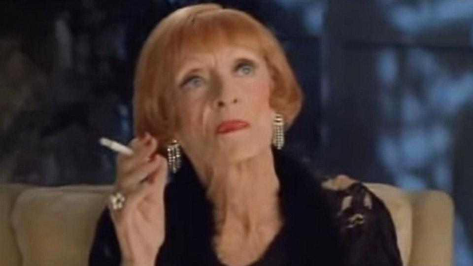 Bette Davis à 81 ans