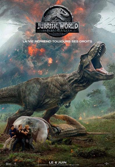 Jurassic World: Fallen Kingdom - 6 juin