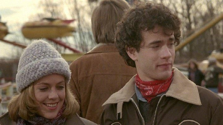 "Tom Hanks dans ""Noces sanglantes"" (1980)"