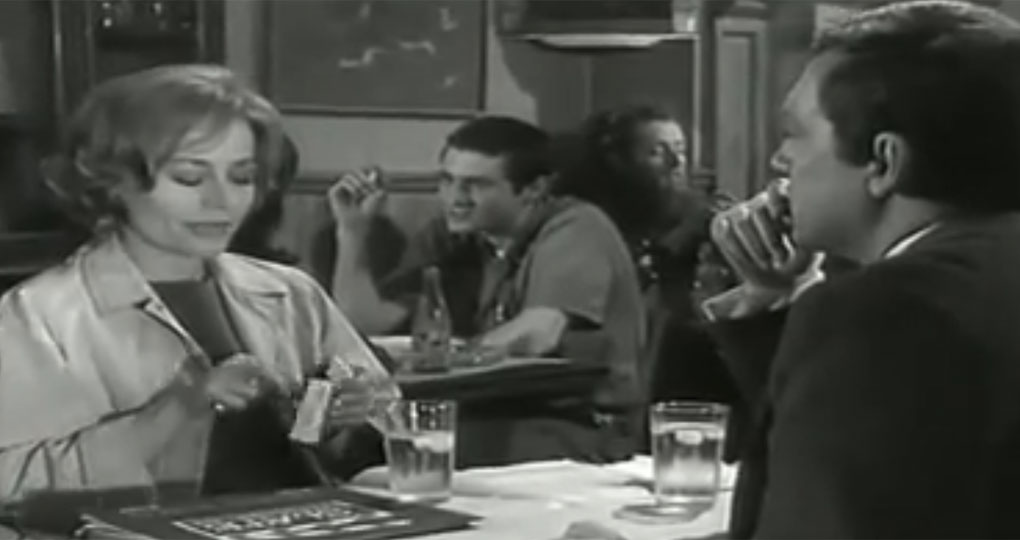 "Robert De Niro dans ""Trois chambres à Manhattan"""