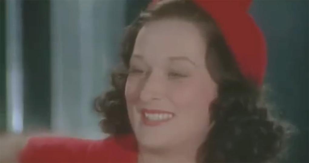 "Meryl Streep dans ""Julia"" (1977)"