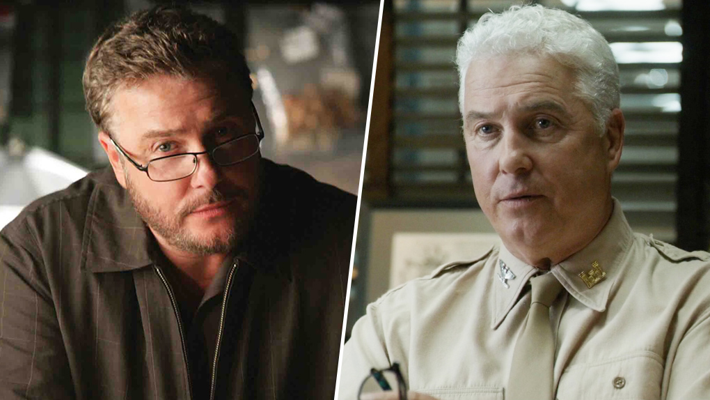 William Petersen - Gil Grissom
