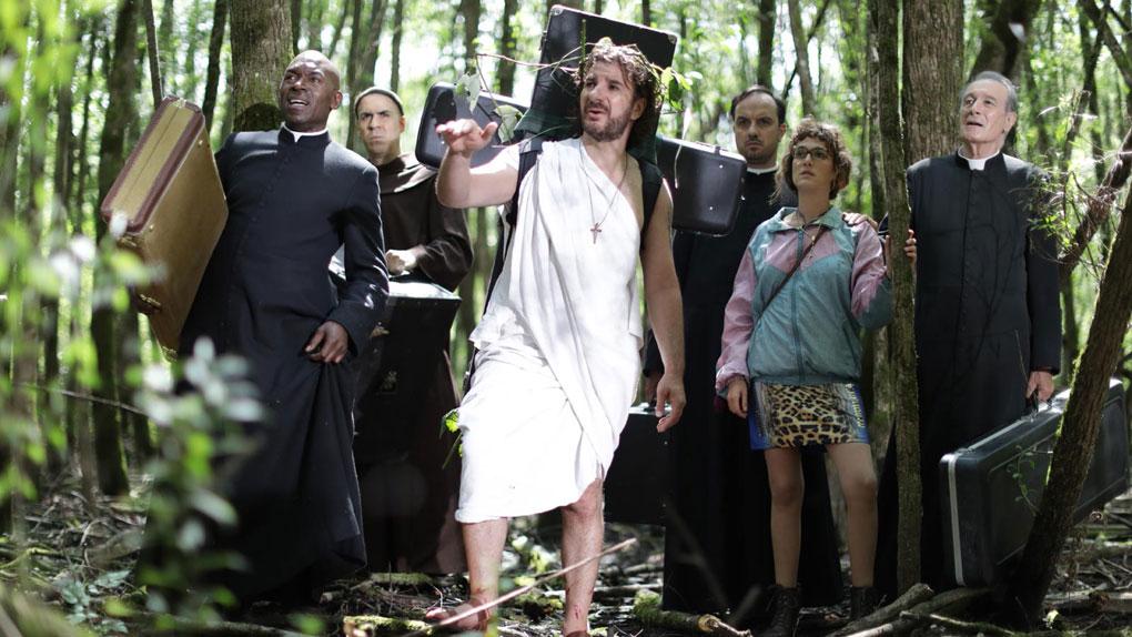 Christ(off) de Pierre Dudan (2018)