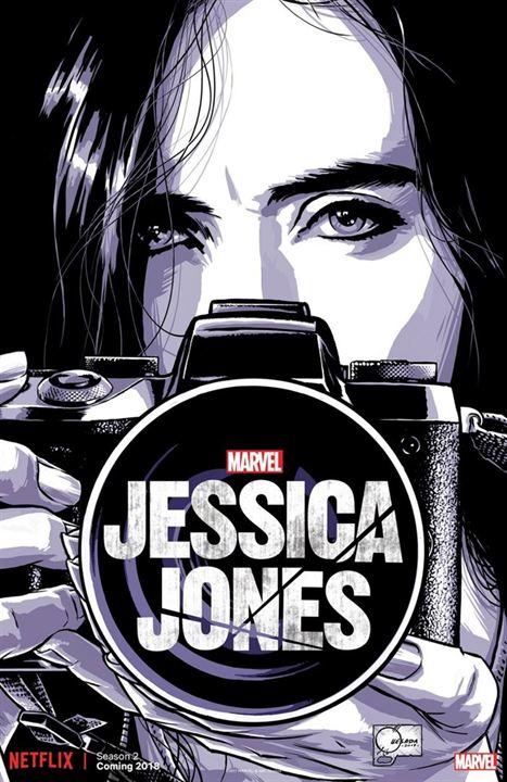 JESSICA JONES - Saison 3 à venir