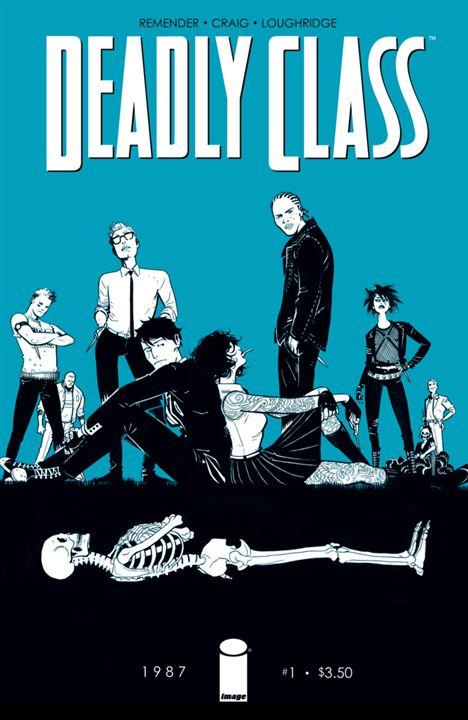 DEADLY CLASS - Commandé