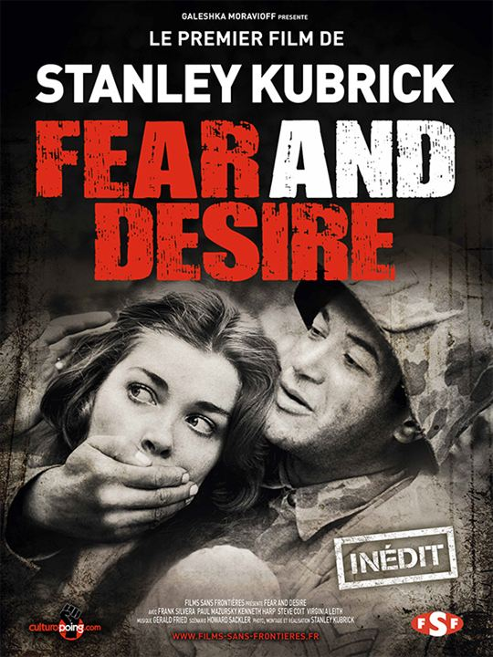 13- Fear and Desire (1953)