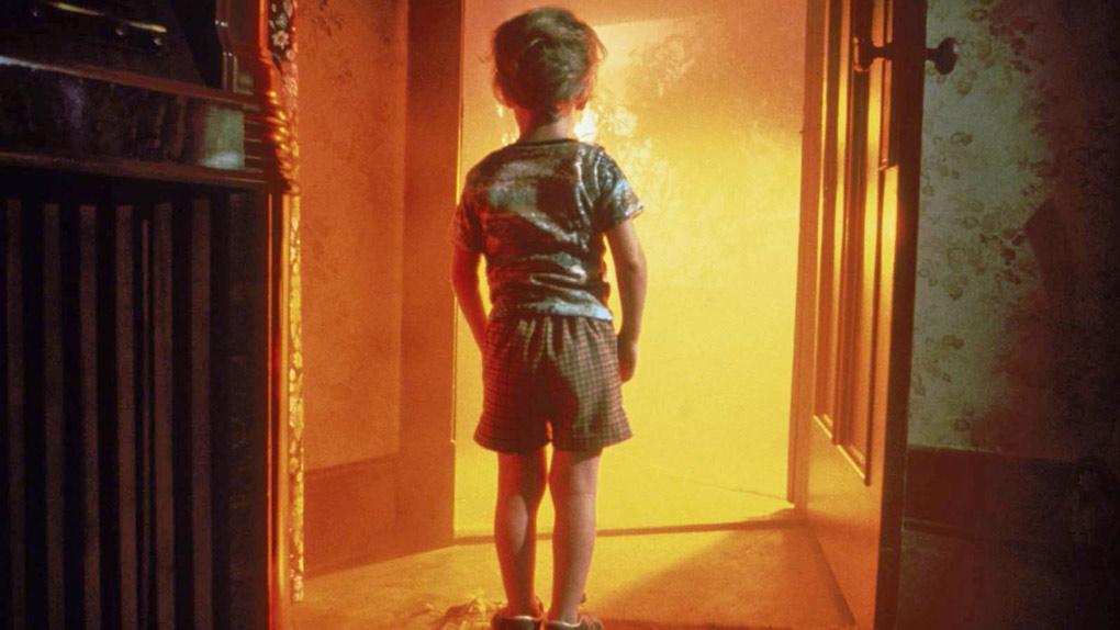A travers des yeux d'enfants : Rencontre du 3ème type