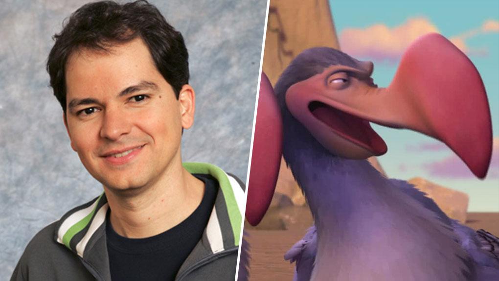 Carlos Saldanha est... un dodo (L'Age de Glace 2)