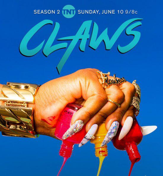 CLAWS - Renouvelée