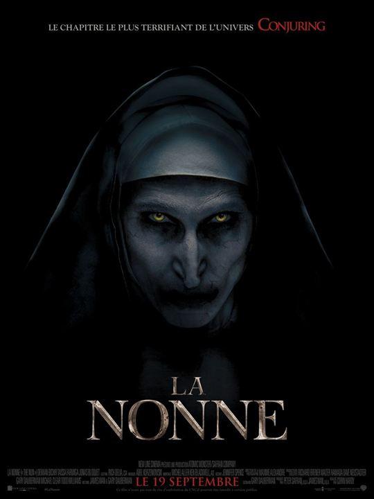 N°1 - La Nonne : 633 713 entrées