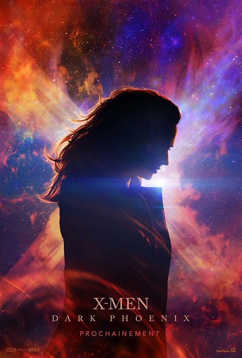 X-Men: Dark Phoenix avec Sophie Turner, Jennifer Lawrence...