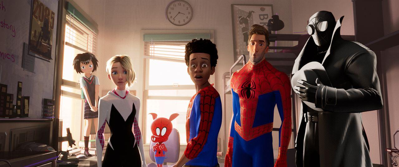 Spider-Man : New Generation de Bob Persichetti, Peter Ramsey...