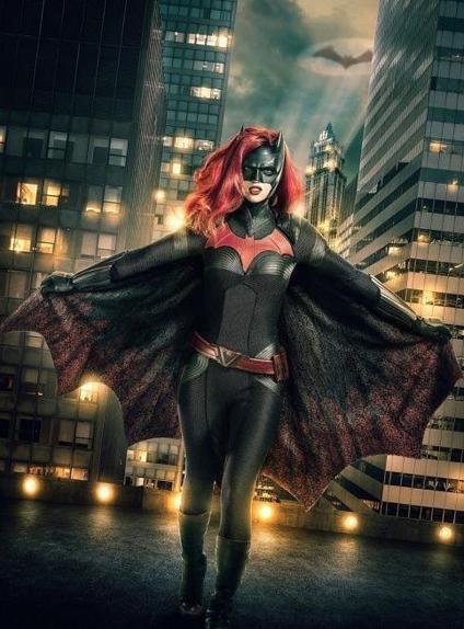 Ruby Rose est Batwoman
