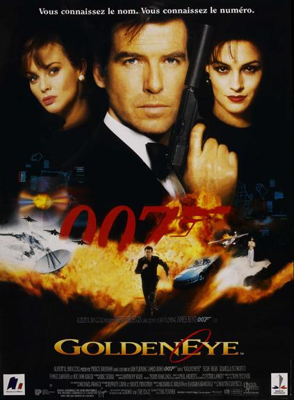 #4 - GOLDENEYE (1995) : 3,6/5