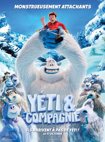 N°2 - Yeti & Compagnie : 687 456 entrées