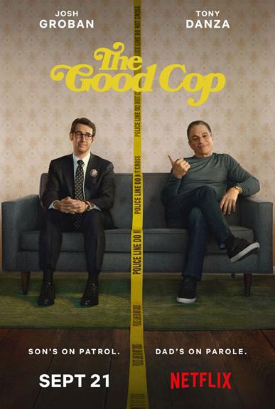 THE GOOD COP - Annulée