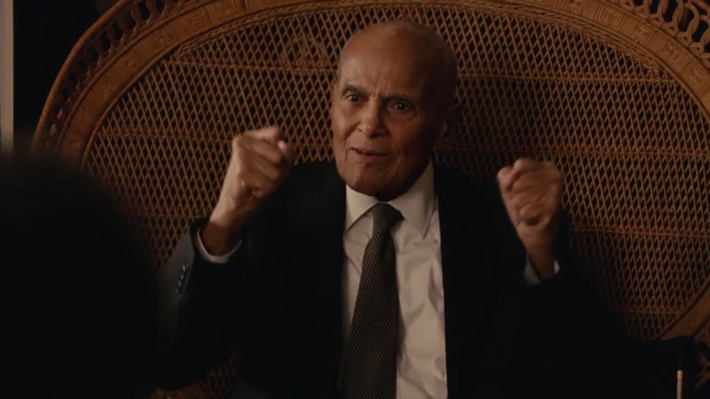Image result for harry belafonte blackkklansman