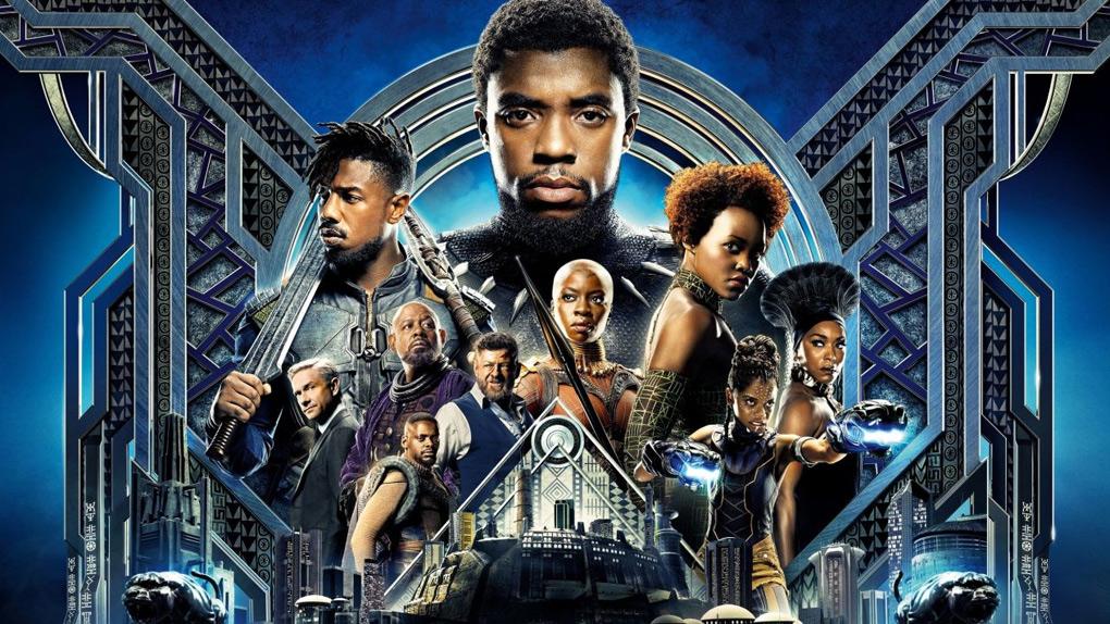 Le Black Power de l'année : Black Panther