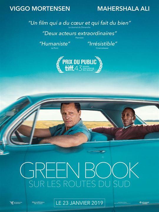 GREEN BOOK : 3 prix