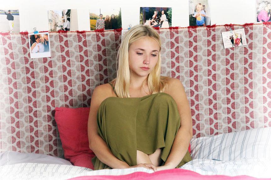 Chloé Jouannet dans la peau de la jeune Candice